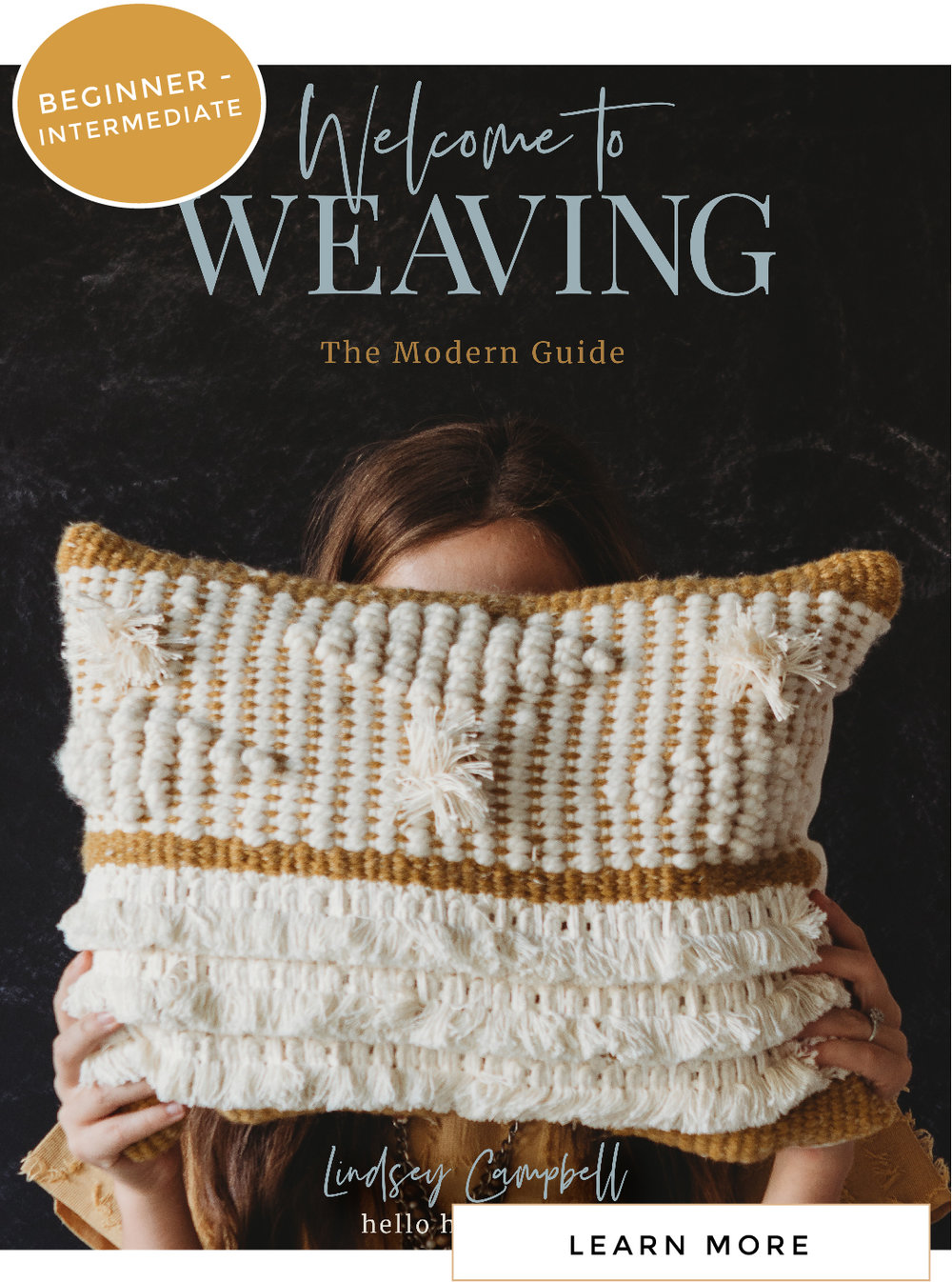 welcome to weaving book 1