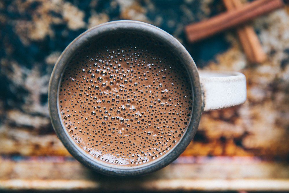 Delicious Hot Chocolate!