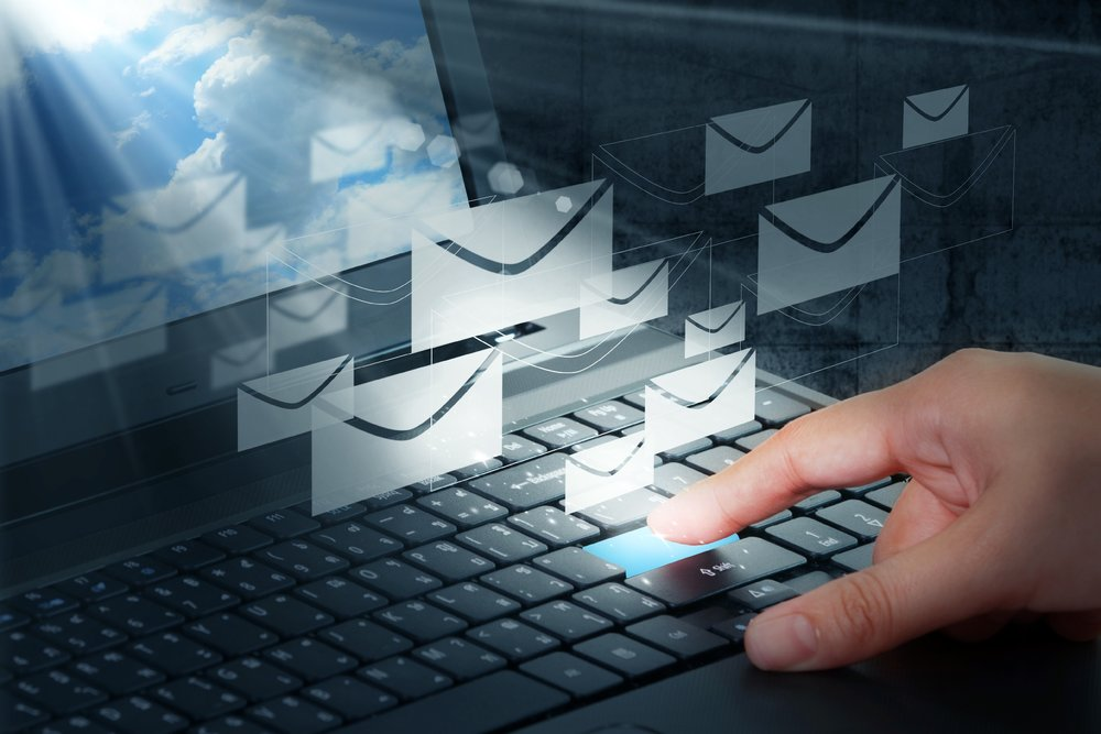 By the end of 2017, there will be 4.9 billion email accounts in the world. -