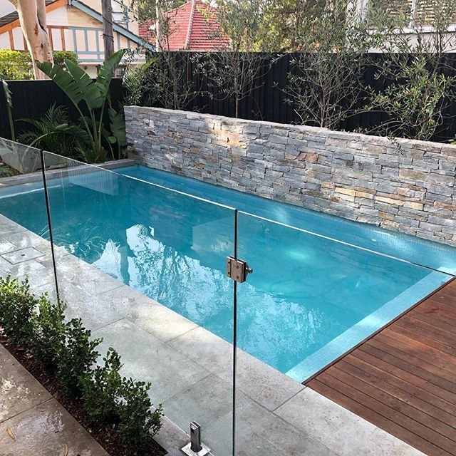 Start up of a nice job in Clovelly this morning. Landscaping by the boys at Growing Rooms Landscapes. #sydneypoolbuilder #ezarritiles #concretepools #malibupools #growingrooms