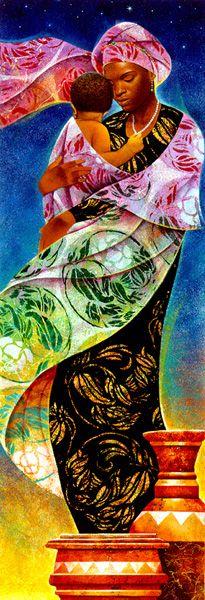 Usiku Night by Keith Mallett