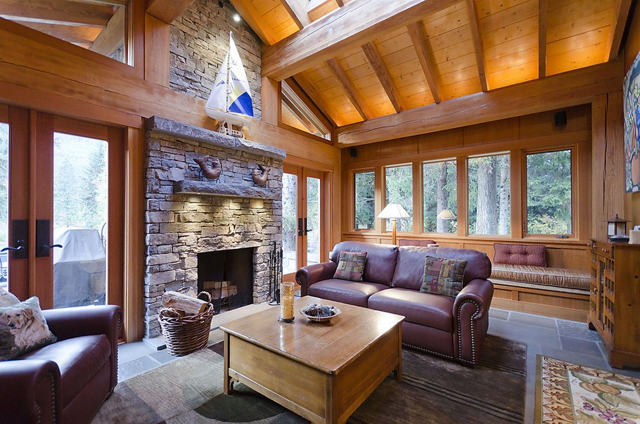 Residential House Interior Real Estate Appraisal Kootenay Boundary