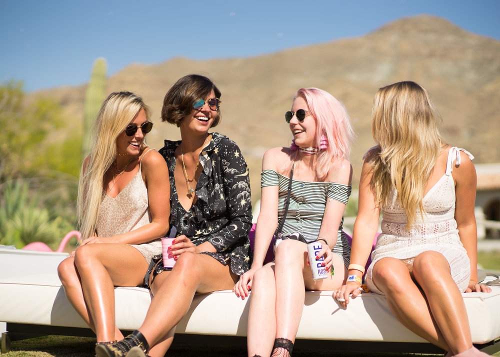 Ultimate Hollywood Coachella Poolside Party girls having fun.jpg