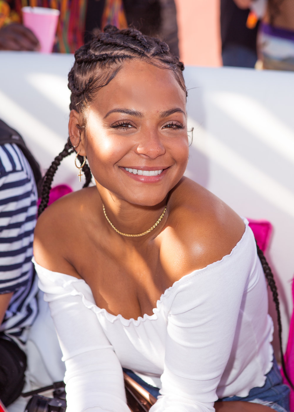 Ultimate Hollywood Coachella Poolside Party christina milian.jpg