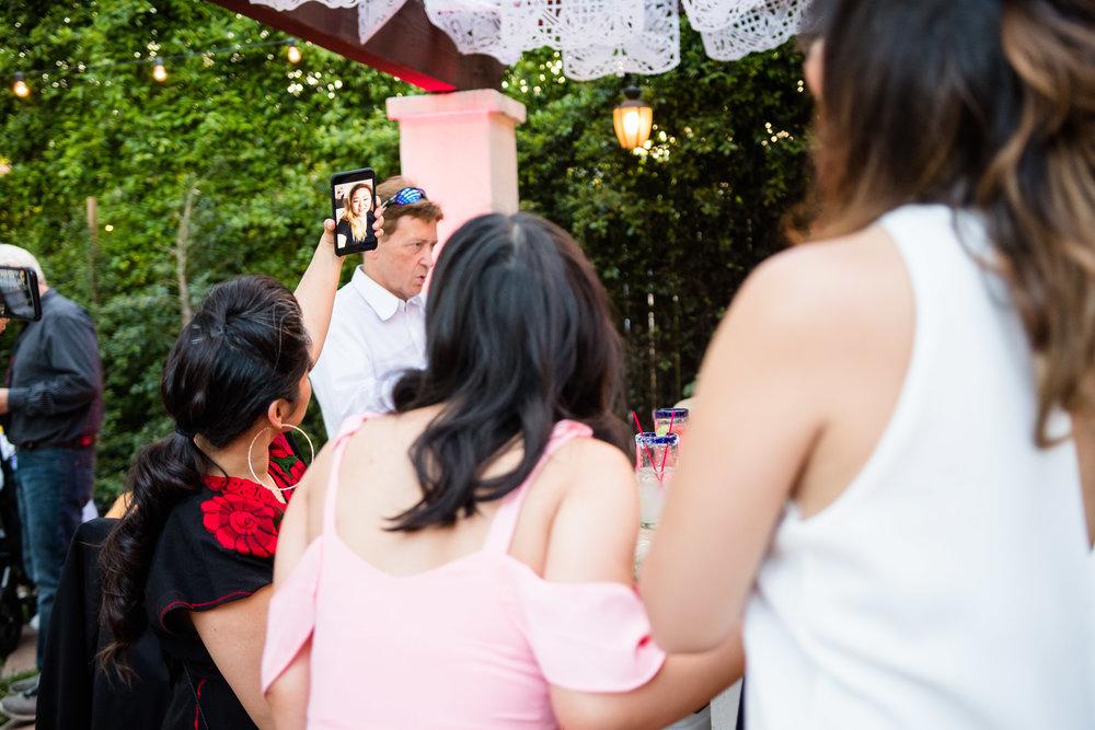 Vibrant Fiesta Backyard Wedding Reception virtual guest.jpg