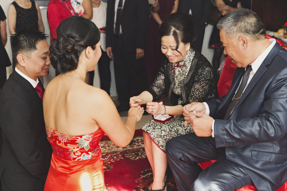 Beautiful Traditional Modern Chinese Wedding WOTP
