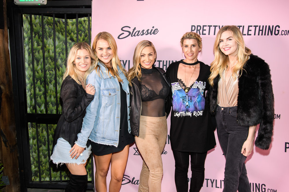 PrettyLittleThing New PLT Shape Collection with Stassie Celebrity Launch Party these girls came to party.jpg