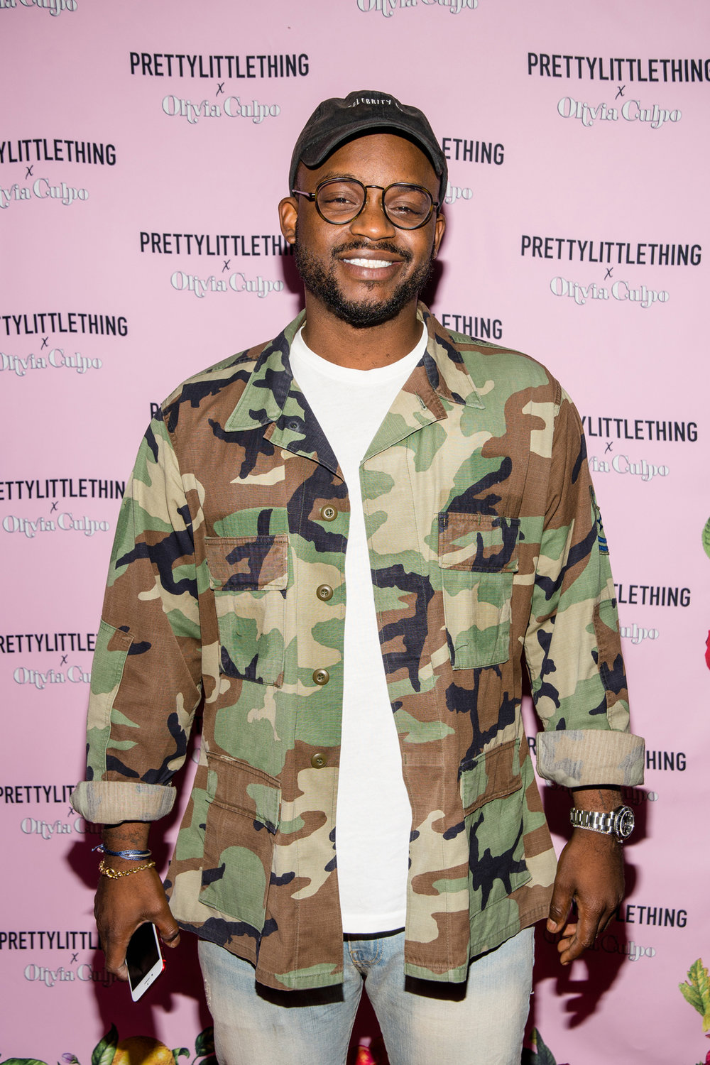 PrettyLittleThing PLT X Olivia Culpo Collection  Celebrity Launch Party DJ Taye James.jpg