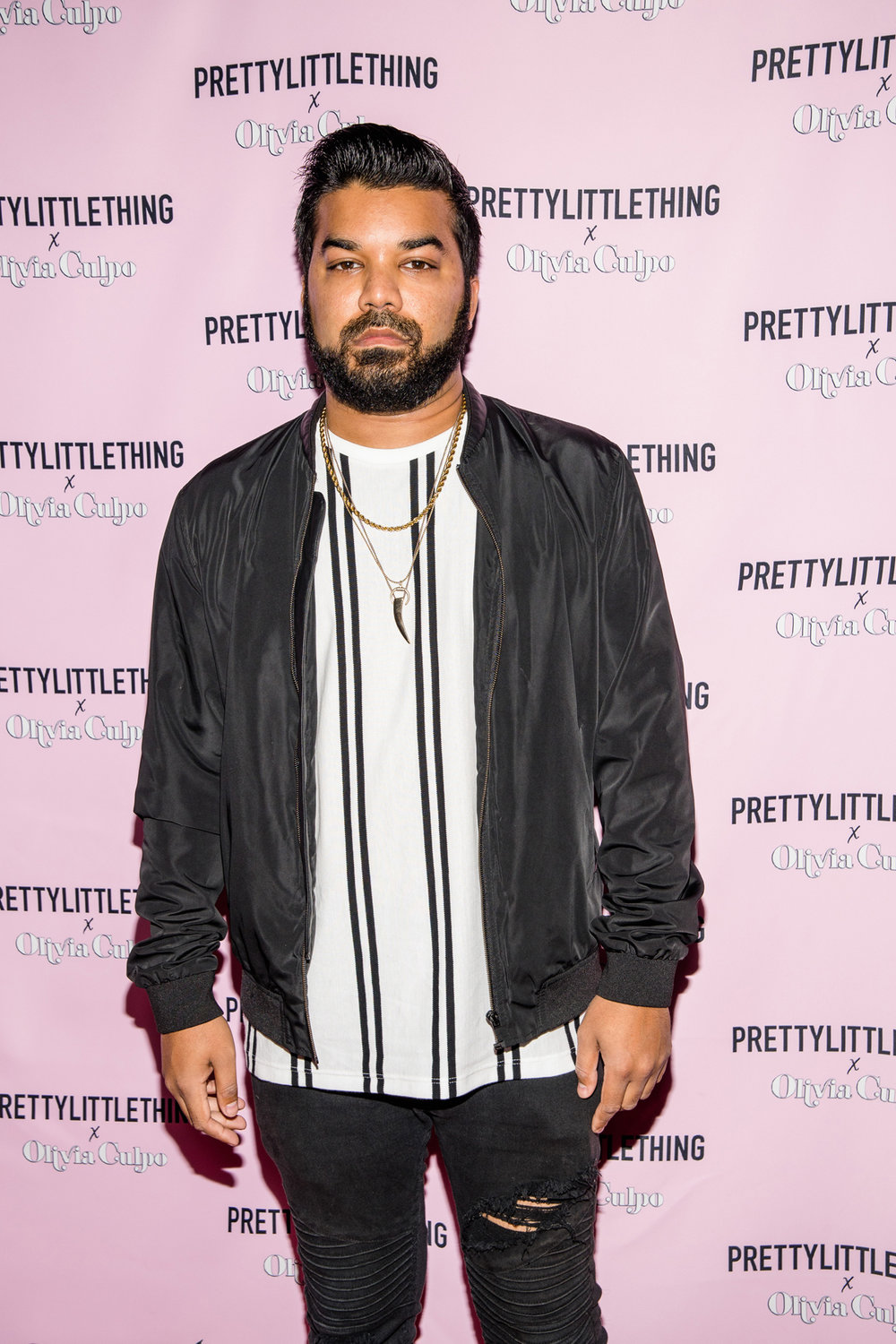 PrettyLittleThing PLT X Olivia Culpo Collection  Celebrity Launch Party Adrian Dev.jpg