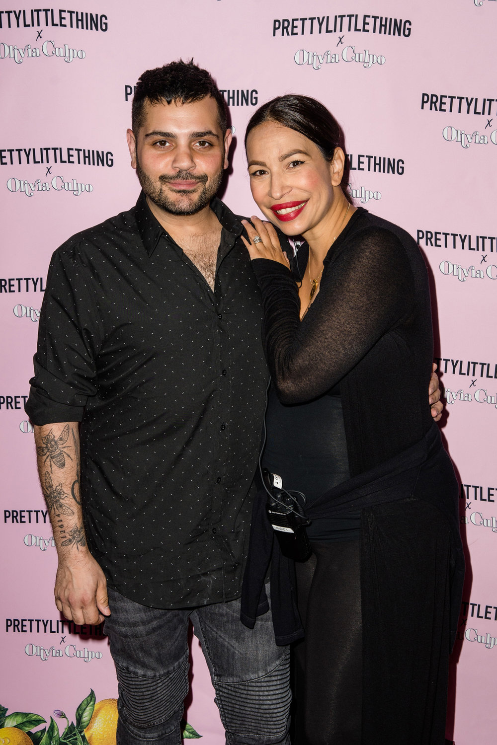 PrettyLittleThing PLT X Olivia Culpo Collection  Celebrity Launch Party Michael Costello and Loriann Serna.jpg