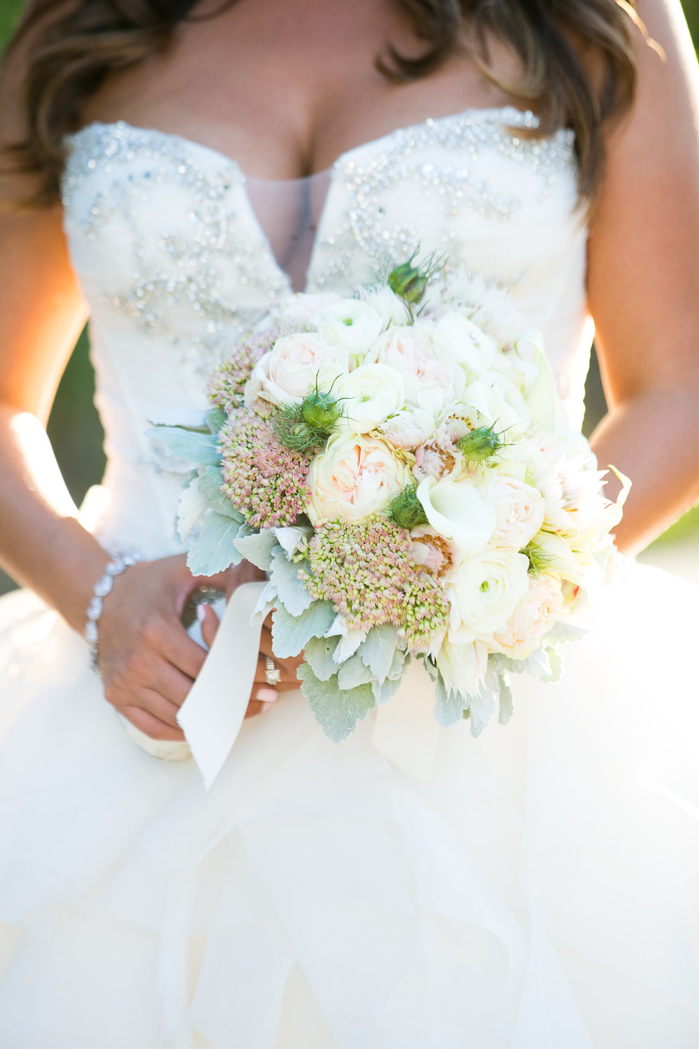 Dreamy Romantic Wedding at Historic Los Angeles Ebell Club bridal bouquet.jpg
