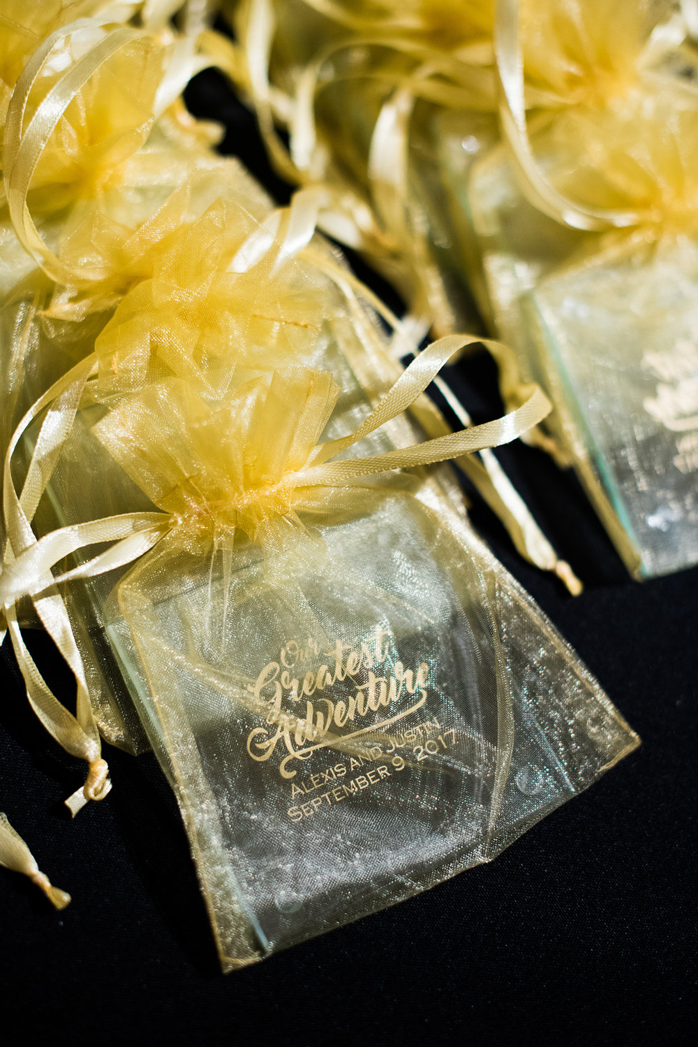 Dreamy Romantic Wedding at Historic Los Angeles Ebell Club wedding favors.jpg