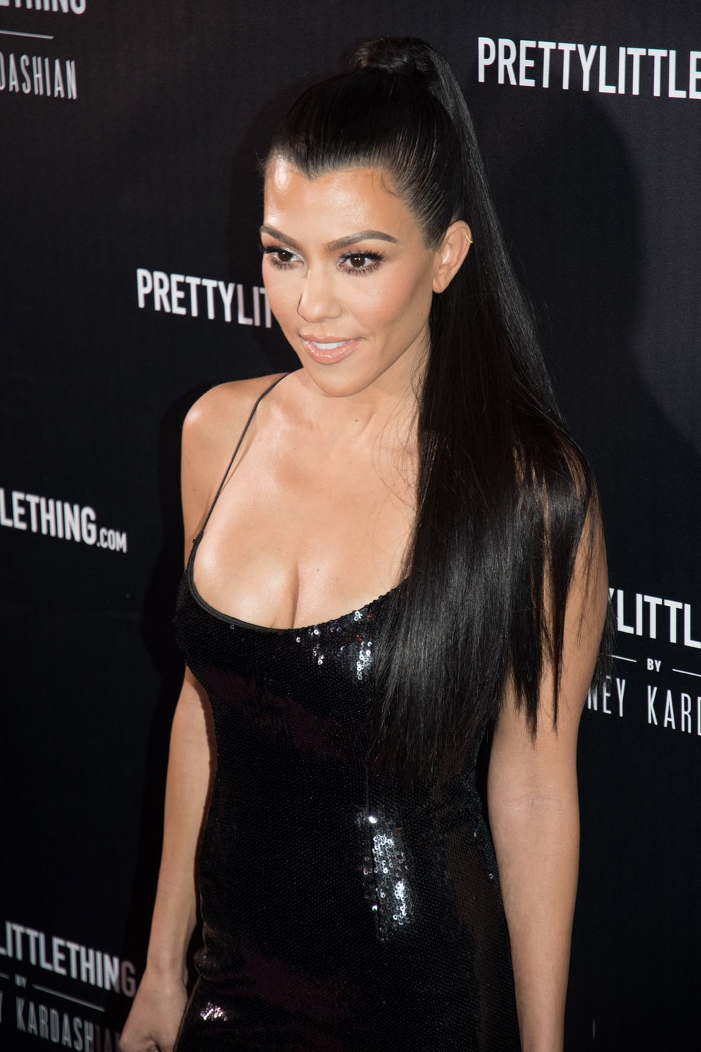 PrettyLittleThing PLT X Kourtney Kardashian Collection Celebrity Launch Party Kourtney.jpg