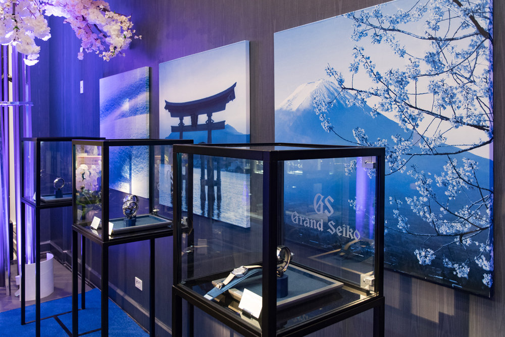 Grand Seiko Boutique Grand Affair Beverly Hills Store Opening Traditional Japanese Koto String Instrument Limited Model Watches.jpg