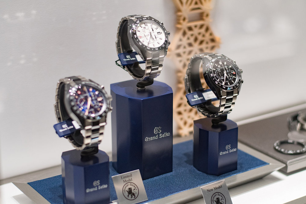 Grand Seiko Boutique Grand Affair Beverly Hills Store Opening Collection of Limited Edition Watches.jpg