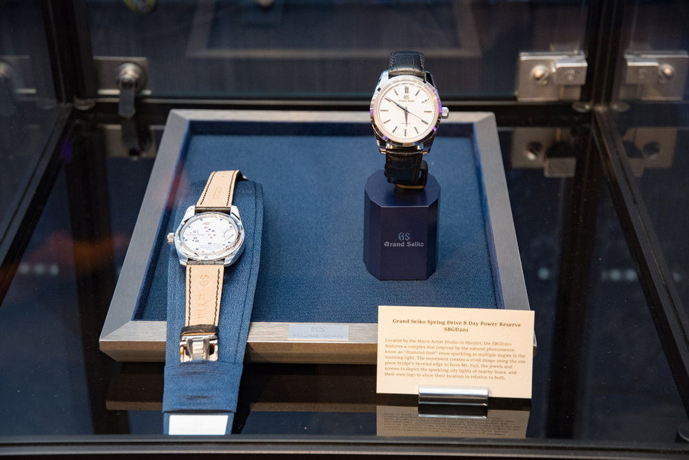 Grand Seiko Boutique Grand Affair Beverly Hills Store Opening Spring Drive Watch.jpg