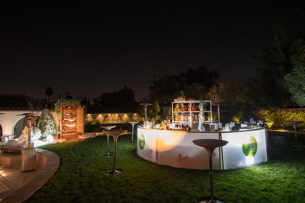 Narnia Inspired Opulent Winter Wonderland Party bar and snack area.jpg