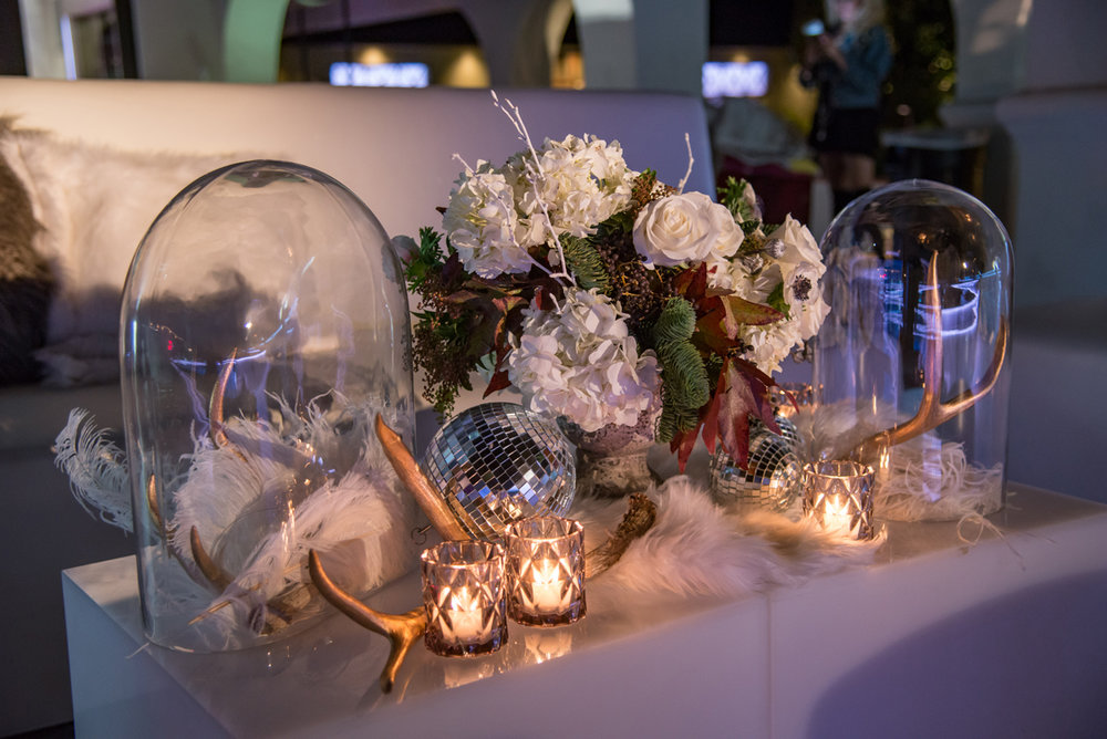 Narnia Inspired Opulent Winter Wonderland Party beautiful wintery centerpieces.jpg