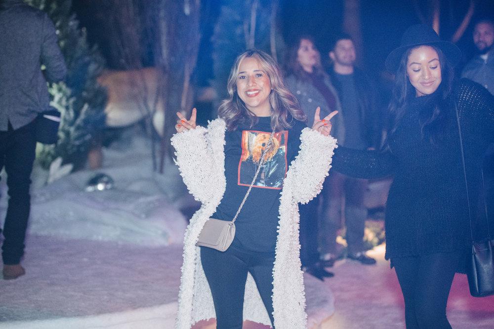 Narnia Inspired Opulent Winter Wonderland Party happy guest.jpg