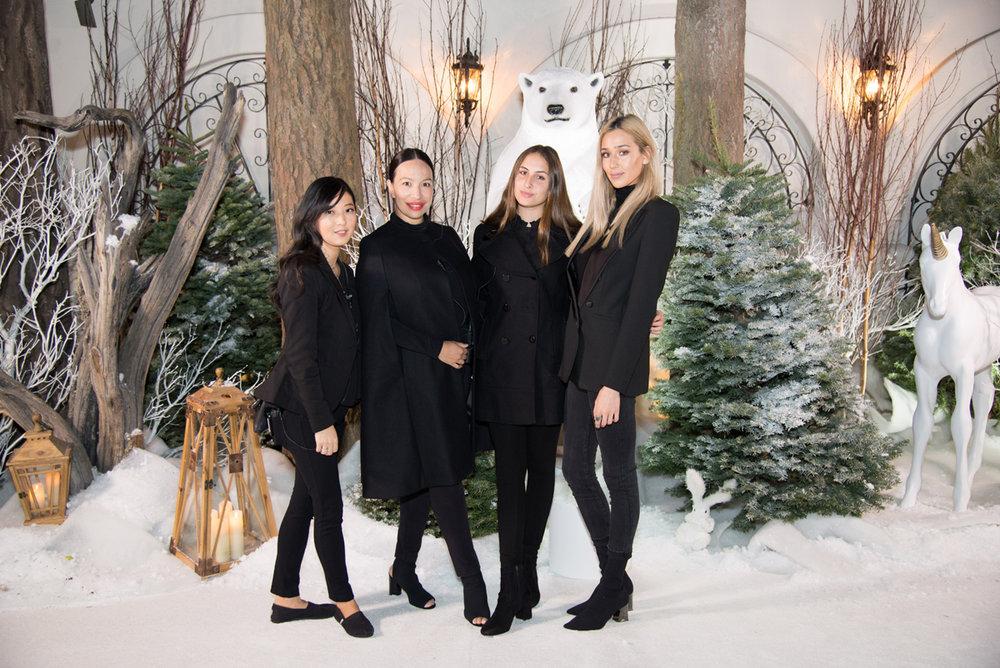 Narnia Inspired Opulent Winter Wonderland Party WOTP team.jpg