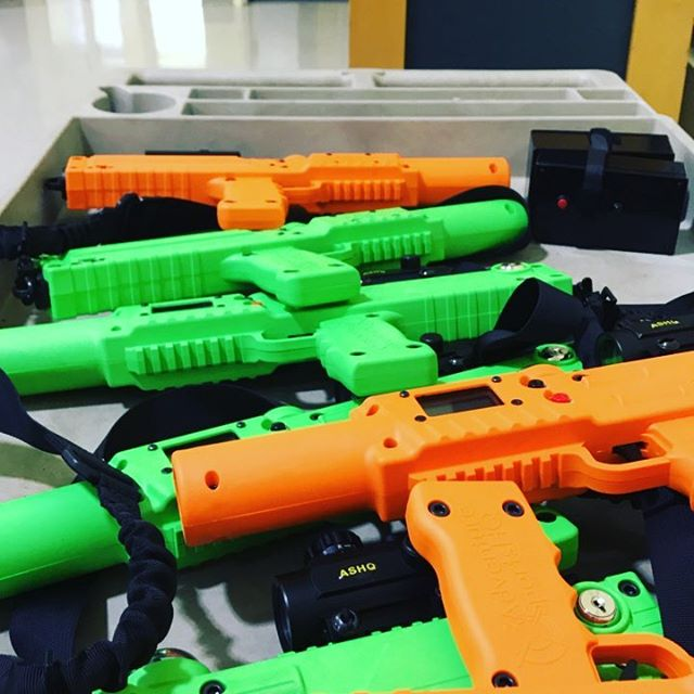 LAZER Tag Tonight.  Bring a friend - check story for deets