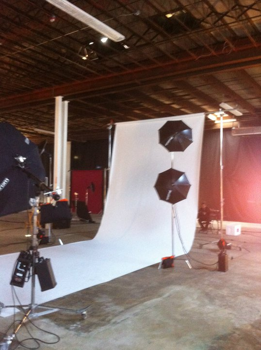 Photography Studio in Miami