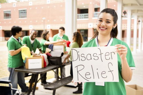 Disaster Relief Event
