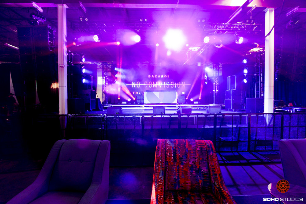 Art Basel Miami Event Space