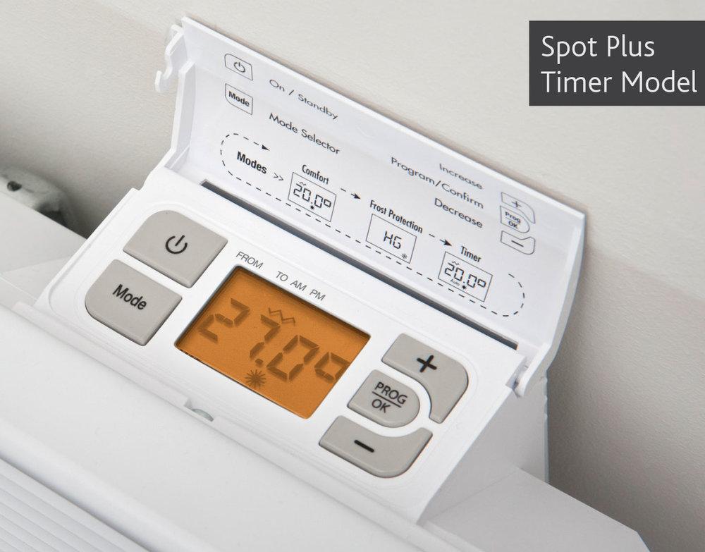 Spot Plus timer model