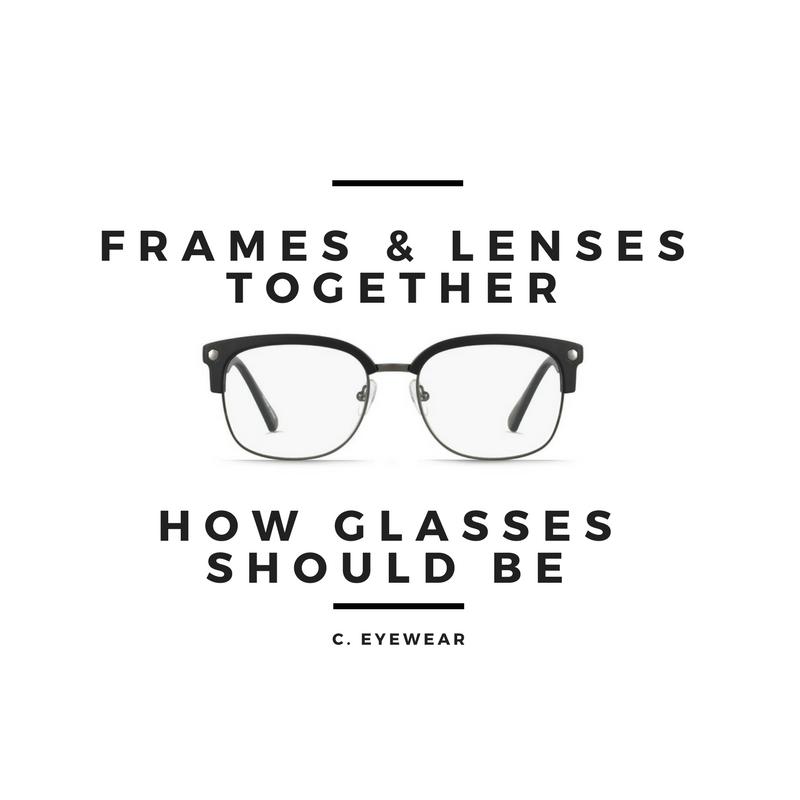 Our Lenses and Frames — C. Eyewear