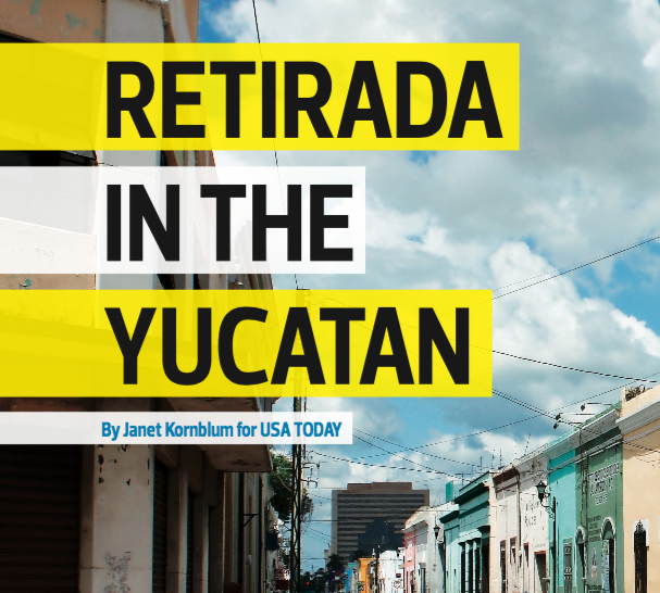 Retired in the Yucatan