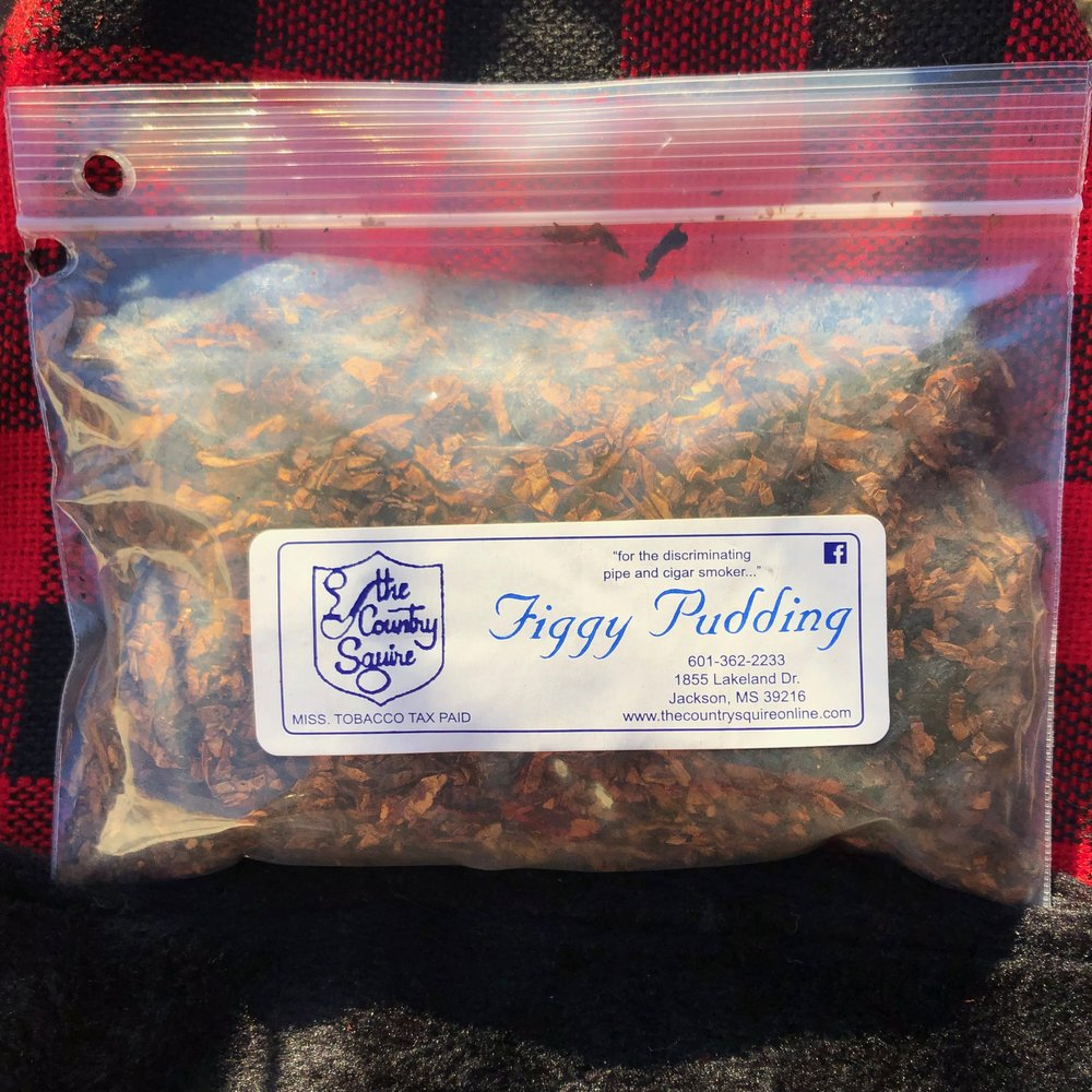 Figgy Pudding Pipe Tobacco from Country Squire