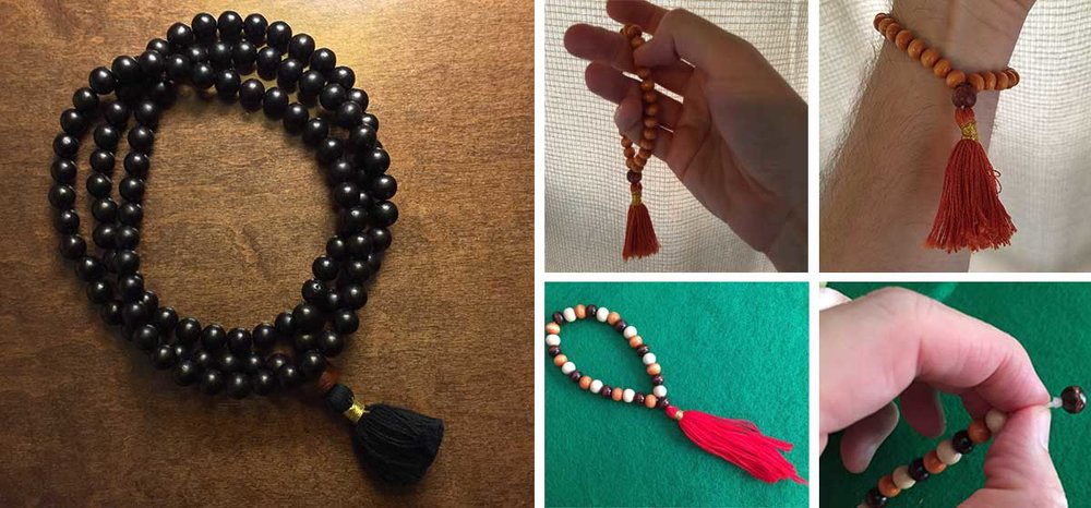 Malas, Mantras and Molding the Mind