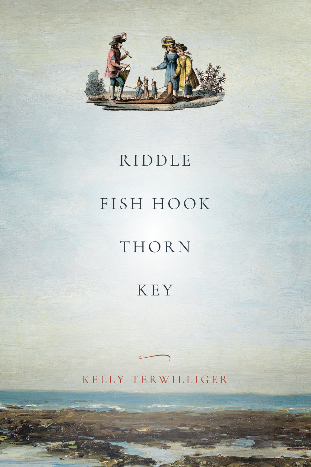 Kelly Terwilliger Riddle Fish Hook Thorn Key