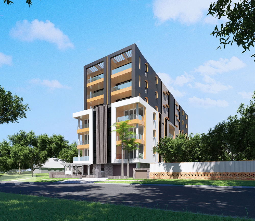 Redcliffe Apartments Stage 2