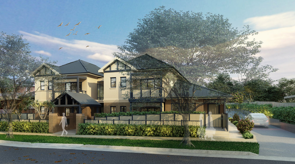 Senior's Housing Development - Hurstville