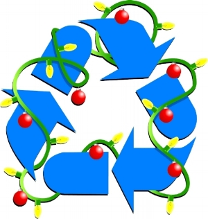 Reducing Holiday Waste Christmas Cards Fired Figments