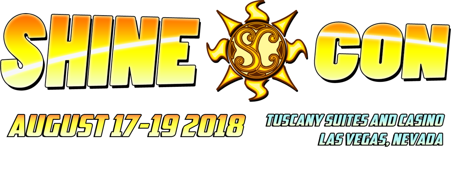Shine Con 2018 | Anime Convention Las Vegas. Aug 17-19