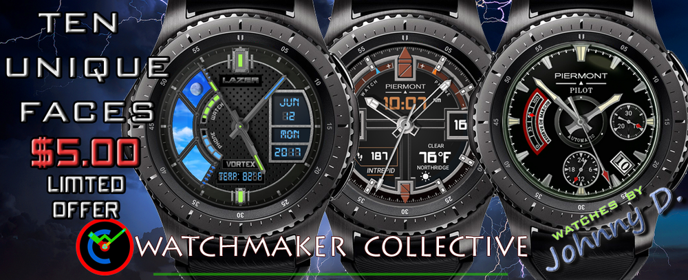 MY FIRST 10 PACK. REQUIRES WATCHMAKER ANDROID APP