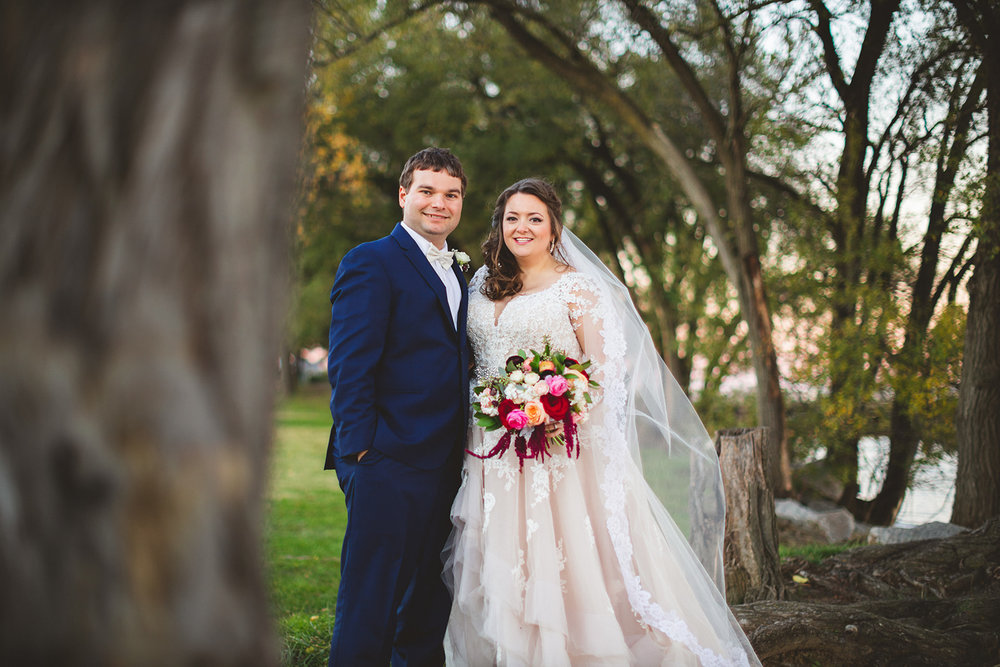 Fall Wedding, Riverview At Occoquan -   Nathan Mitchell Photography