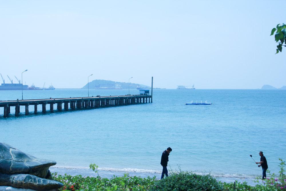 ว้าว !! ทะเลเมืองไทยสวยมากจริงๆ