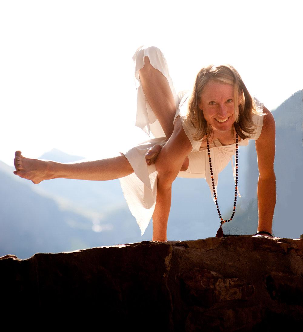 Kristin Taylor - 2017 Yoga Presenter