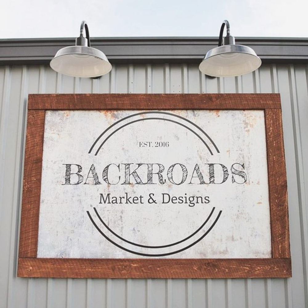 Proud to announce our newest stockist,Backroads Market & Designs!+++They are located at 514 Walker St., Knoxville, TN 37919. -