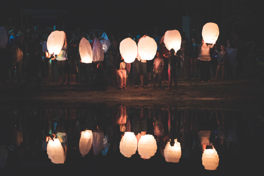...and more - Whether it's lighting off paper lanterns after our Friday night program,  or our intense Passion Play, you'll be inspired and blessed. Ultimately, it's our earnest prayer, desire, and goal that you leave camp closer to the God that loves you more than you can imagine.