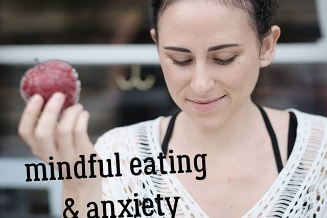 Mindful Monday post! Anxiety and stress can wreak havoc on your digestive system, from loss of appetite, to pain, spasms, gerd, indigestion, and trouble swallowing. Can you relate?? Don't work against your emotions...find a relaxed atmosphere to eat and avoid foods packed with fat, sugar, and alcohol to minimize GI reactions...Eat slowly, chew carefully, and don't forget to breathe and smile, even if it feels ridiculous!............................... #mindfulness #plantbaseddietitian #registereddietitian  #foodie #cambridgefoodies #bostonfoodies #eatwell #mindfuleating #selflove #selfcompassion #ahimsa #cleaneating #diseaseprevention #anxiety #stresseating #appetite #relax #vacation #nobodyisperfect #loveyourbody #vegan #healthyvegan #plantbased #plantpowered #veganathlete #mindbodysoul  #mentalhealthmonday #mentalhealth #mindfulmonday