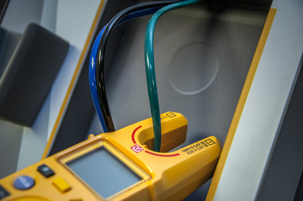 ImagiCorps - Fluke T6 Tester - Point of Purchase Display