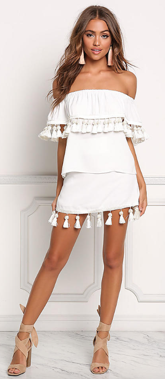 Copy of High Rise Skirt