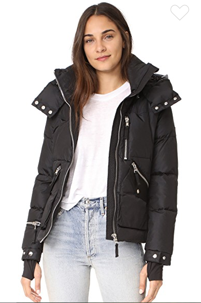 SAM Jetset Down Jacket