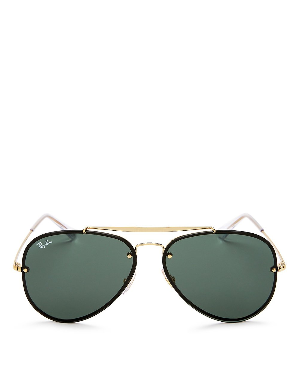 Ray-Ban Blaze Aviator Sunglasses, 61mm