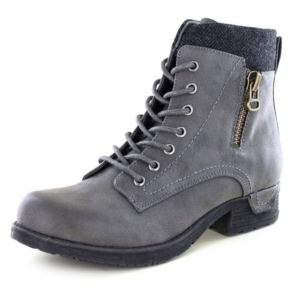 Randall Grey Bootie